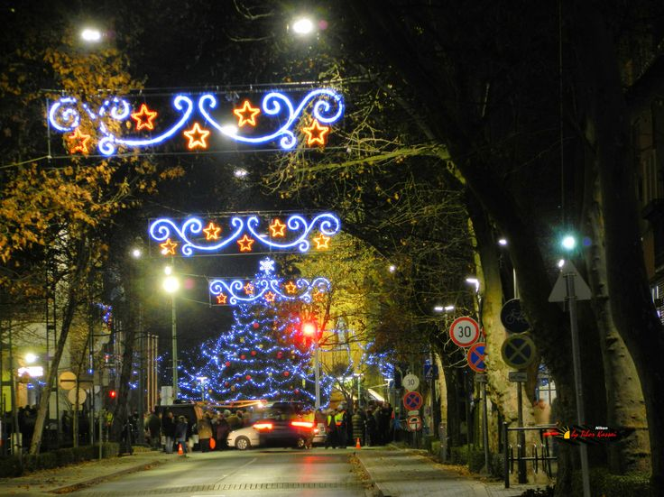 Before Christmas in my city,  Kiskunfelegyhaza, Hungary, Nikon Coolpix L310, 50mm, 1s, ISO100, f/5.6, HDR-Art photography, 201612101723