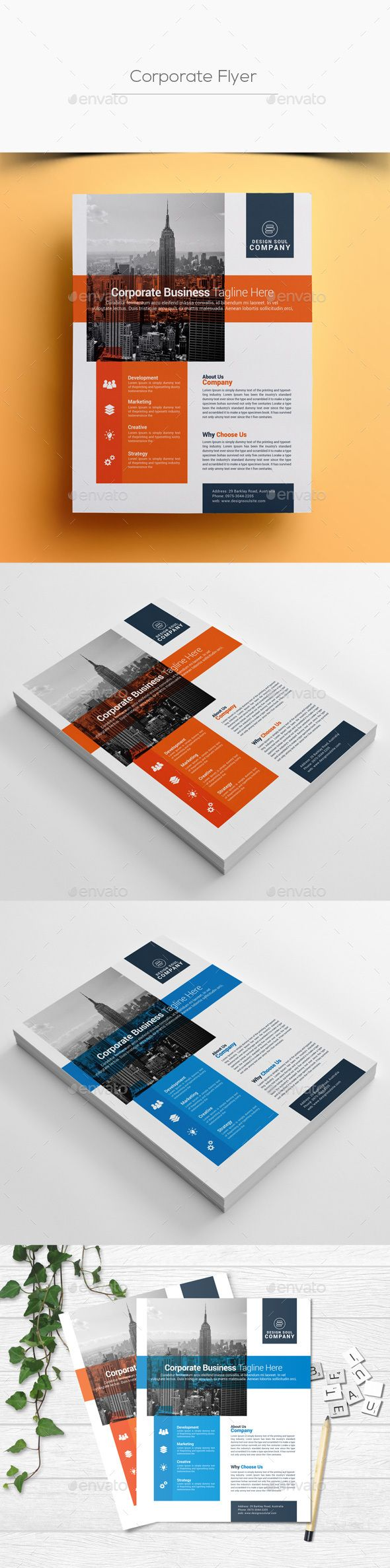 best ideas about advertising flyers photography corporate flyer