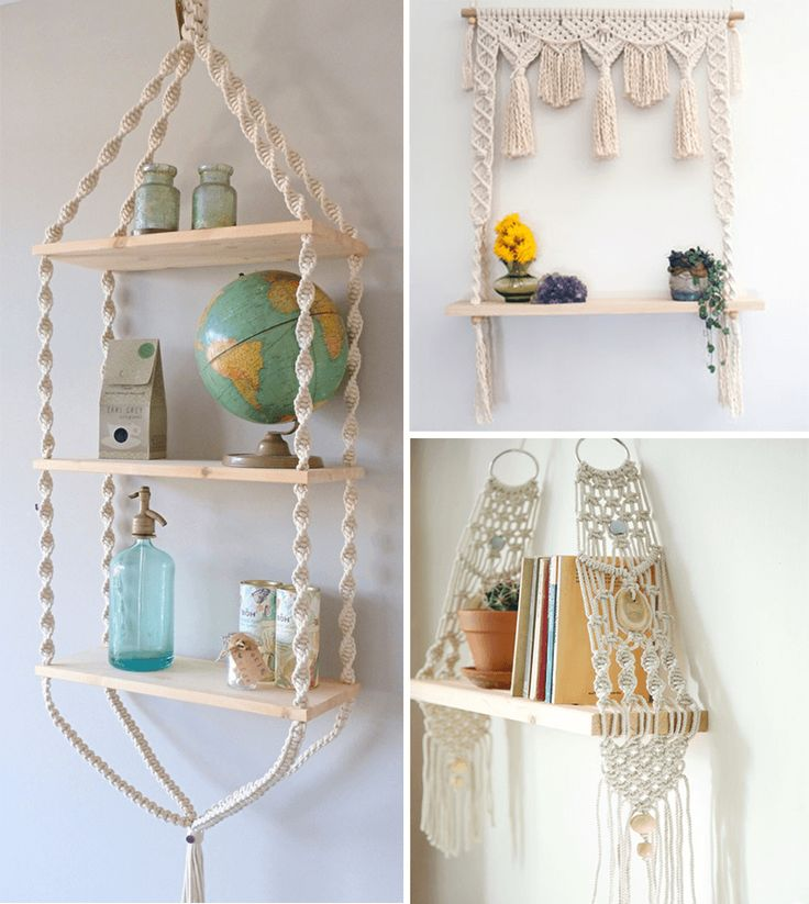 macrame tag re boho home and diy projects pinterest macram grands retours et diy d co. Black Bedroom Furniture Sets. Home Design Ideas