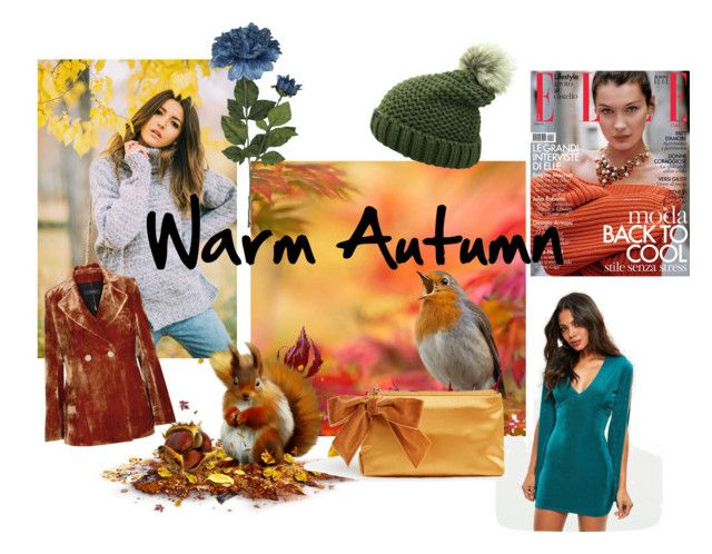 """Warm Autumn"" by stylist-vera on Polyvore featuring Missguided, Ann Taylor, E L L E R Y, coloranalysis, warmautumn and type3"