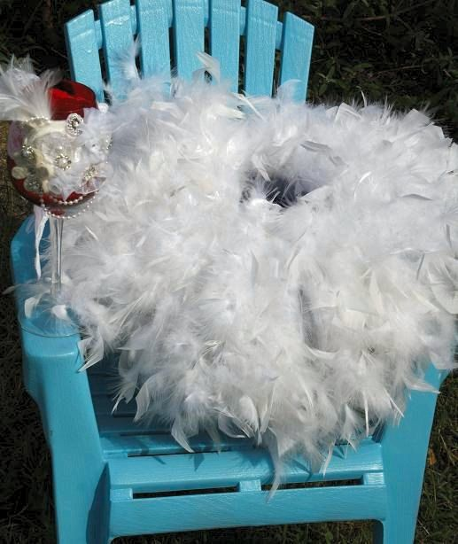 Feather Tutu, Baby Girl Tutu, Birthday Tutu, Outfit of Choice, Tutus for Girls, White Tutu, Winter Wonderland. $42.00, via Etsy.