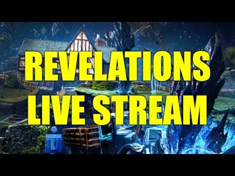 http://callofdutyforever.com/call-of-duty-gameplay/call-of-duty-black-ops-3-revelations-zombies-gameplaycommentary/ - Call of Duty Black Ops 3: Revelations Zombies (Gameplay/Commentary)  Here's a nice live stream on the new zombie map Revelations on Call of Duty: Black Ops 3