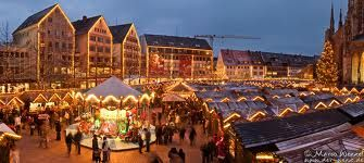 Christmas market. Ulm, Germany. Oh, I will miss that so much this christmas!