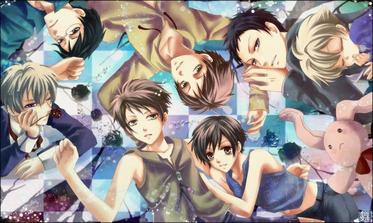 6 Anime Like Ouran High School Host Club (Ouran Koukou Host Club ...
