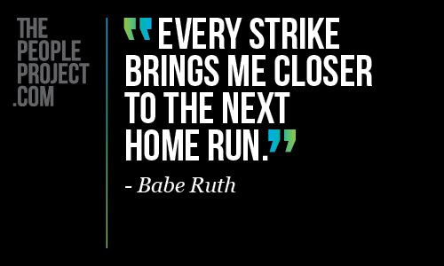 Babe Ruth Would Now Be Listed as a Contact Hitter