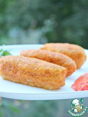 Филе куриное (филе куриной грудки) — 400 г Сыр сливочный (или заменить жирным…