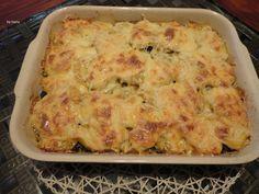 NURLUMUTFAKTA !!!: Kremalı Ispanaklı Patates Graten