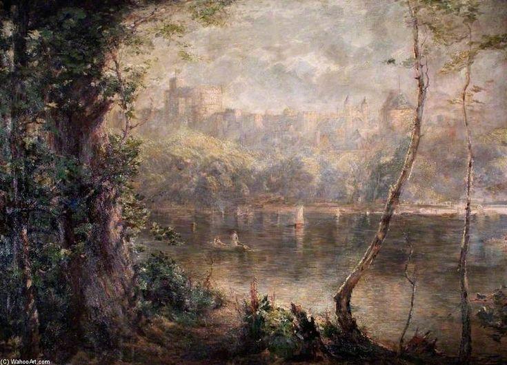 Royal Windsor, Berkshire de Robert Fowler (1853-1926, United Kingdom)