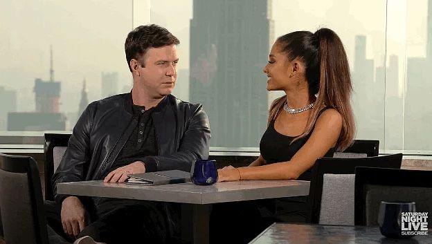 """""""Konuşun! Hatta en boktan düşüncelerinizi bile ona söyleyin ve oturup onun hayatınızda olmasını istediğinizi düşünün."""""""
