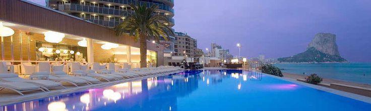 Hotel Sol y Mar de Calpe http://www.chollovacaciones.com/CHOLLOCNT/ES/chollo-gran-hotel-solymar-spa-beach-club-oferta-en-calpe-alicante.html