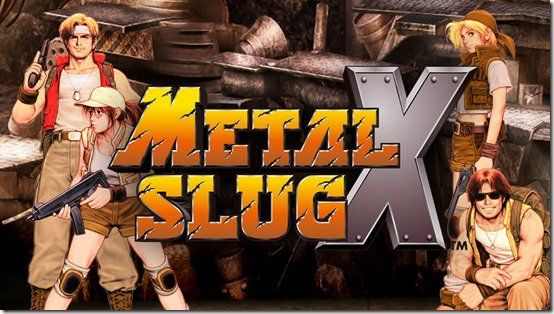 Metal Slug X Makes Its Way To Switch As An ACA NeoGeo Title Later This Week - Siliconera