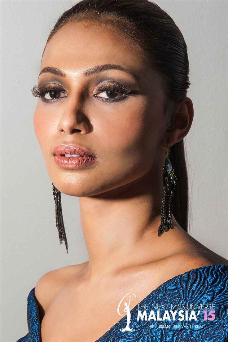 #VaishneviThanaseharan - Vaishnevi Thanaseharan contestant Miss Universe Malaysia 2015 Photo Gallery
