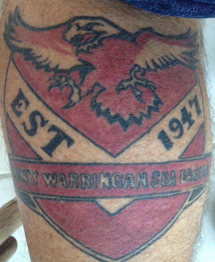 eagles tattoo