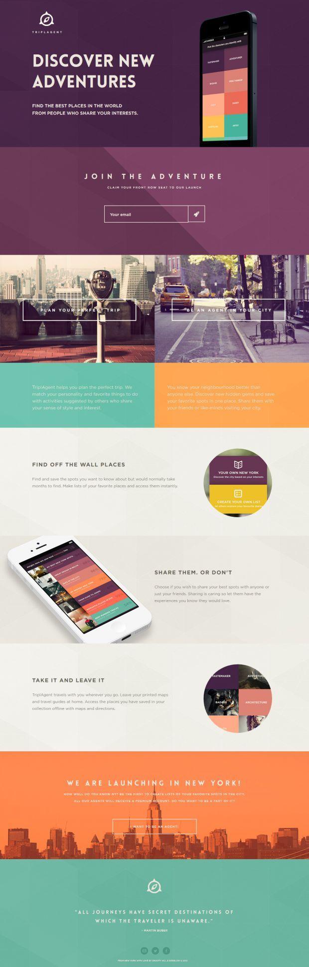 TriplAgent http://www.triplagent.com/ #webdesign