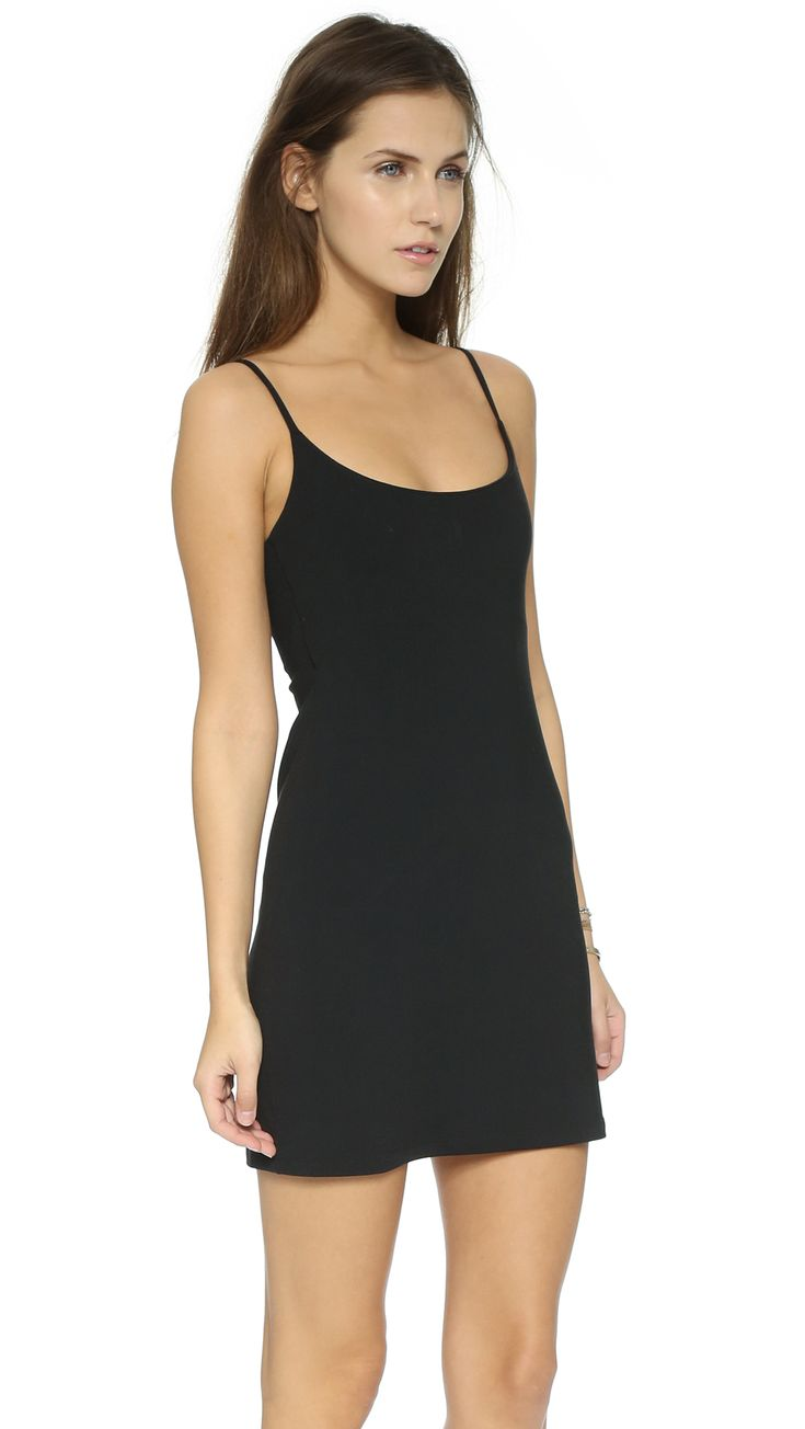 Susana Monaco Slip Dress | SHOPBOP