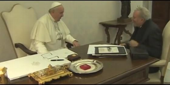 El Papa y Kiko
