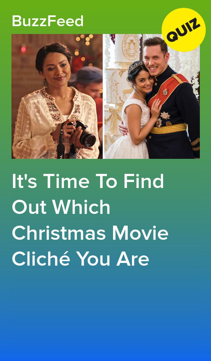 It S Time To Find Out Which Christmas Movie Cliche You Are Movies Christmas Movies Cliche