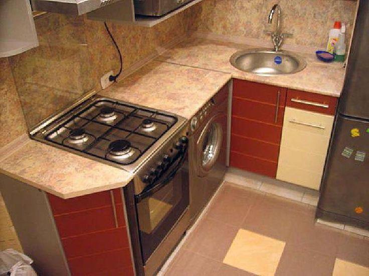 Где и как используют кухни 3 и 4 кв м.
