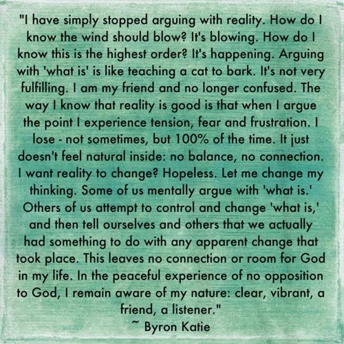 148 Best Images About Byron Katie On Pinterest