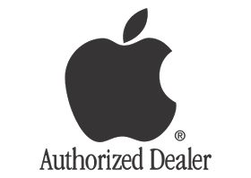 Free Logo Vector Download: Logo Apple Authorized Dealer Vector