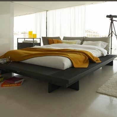 Master Bedroom Decorating Ideas For The Home Pinterest Low Beds Platform Bed Frame And