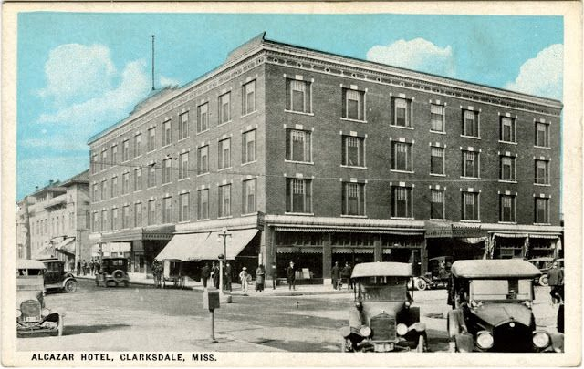 At one time, Clarksdale's radio station WROX, which played Blues music, was located in the Alcazar.  Ike Turner was an elevator operator there. He became fascinated by the operation of the radio station and at the the age of eight, he started working at the station.