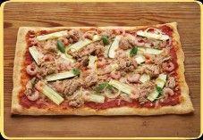 Vispizza recept - Pizza - Eten Gerechten - Recepten Vandaag