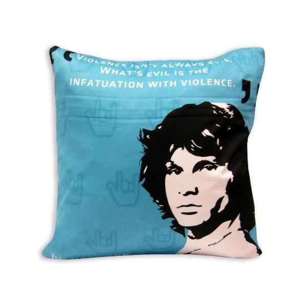Cushion Cover Jim Morrison - Rs.179.10
