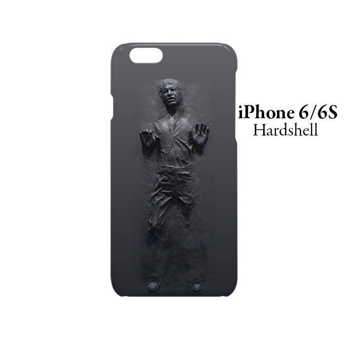 Han Solo Frozen Door Decal StarWars iPhone 6/6s Hardshell Case Cover