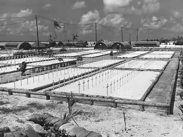 Cemetery at Tarawa - Battle of Tarawa - Wikipedia, the free encyclopedia