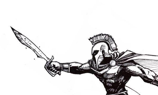 The Spartan by TheWyatt on deviantART