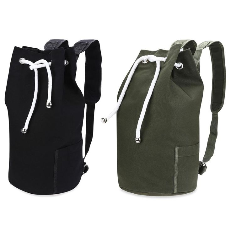 Going to the gym, and need a stylish high quality backpack? Bucket Gym Bag is just for you! On sale!