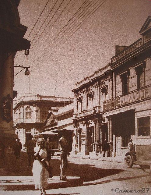 Fotografía de San Salvador Antiguo 1880-1930 | Flickr: Intercambio de fotos