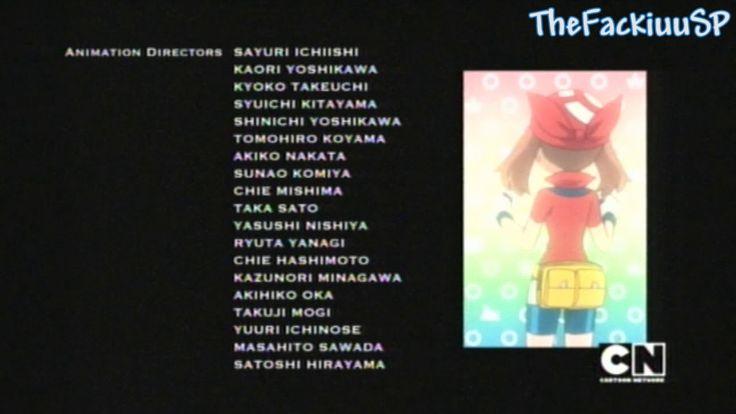 Pokémon The Movie: I choose you! - Ending Full (I choose you) - English Version - YouTube