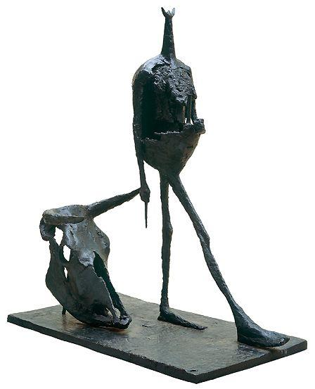Germaine Richier-La tauromachie