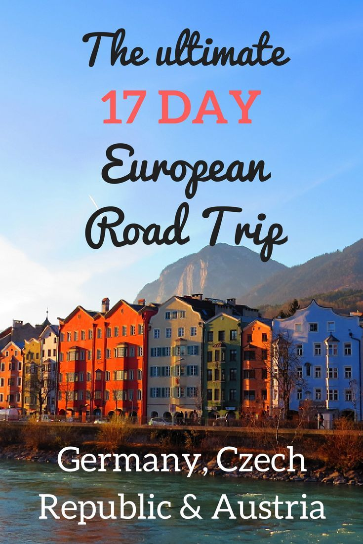 Here is our guide to the ultimate 17 day road trip through Europe! We travelled through Germany, Czech Republic and Austria.