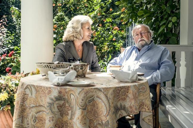 Krzysztof Penderecki - piękny człowiek, któremu stworzono zaskakująco emfatyczny wizerunek