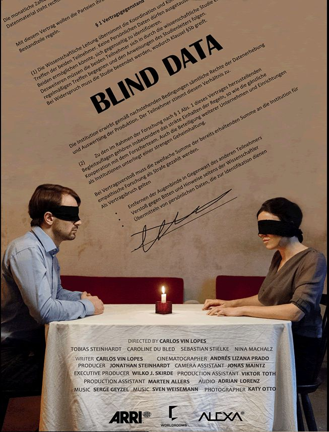 Blind Data | A soulful experiment.