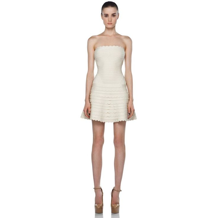 8 best Herve Leger Dresses images on Pinterest | Herve leger dress ...
