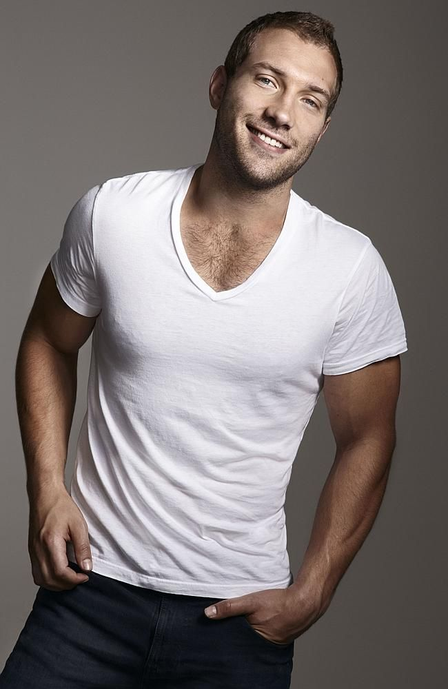 Looking buff ... Australian actor Jai Courtney has landed a major role in the latest Term