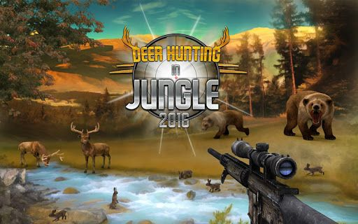 Do you love deer hunting, animals shooting games and hunting in the jungle? Get ready for a treat as we are about to bring you Free Deer Hunting Game of 2016 in the great wilderness! We will take you across the world where you will be deer hunter in the s http://riflescopescenter.com