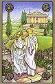Cartas do Destino: Destino e Tarô: Symbolon - O Casal