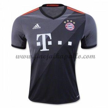 Jalkapallo Pelipaidat Bayern Munich 2016-17 Vieraspaita