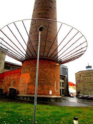 Matkojeni blogi: Tarkovskin Stalker matkalla Tallinnassa, Virossa. Kultuurikatel, Kalamajan boheemi alue