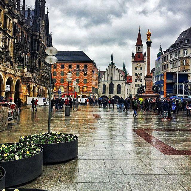 Marienplatz (München), Germany Image by ✨@ahmetusar✨