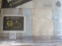 New Zealand wool blanket
