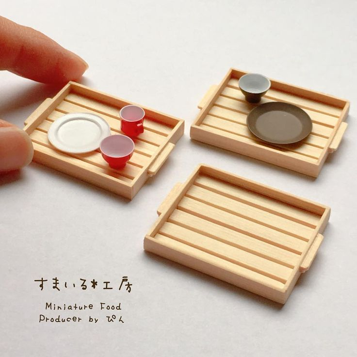 2018.02 Miniature Kitchen Set ♡ ♡ By Smile Pindot