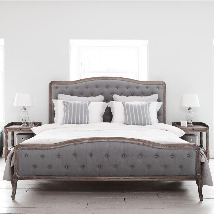 Our super King size Chantal bed is a timeless piece of elegance.