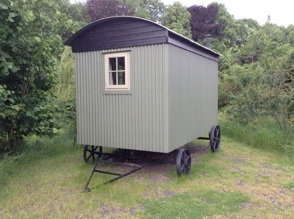 Tithe Barn Shepherd Huts   Shepherd Huts for sale