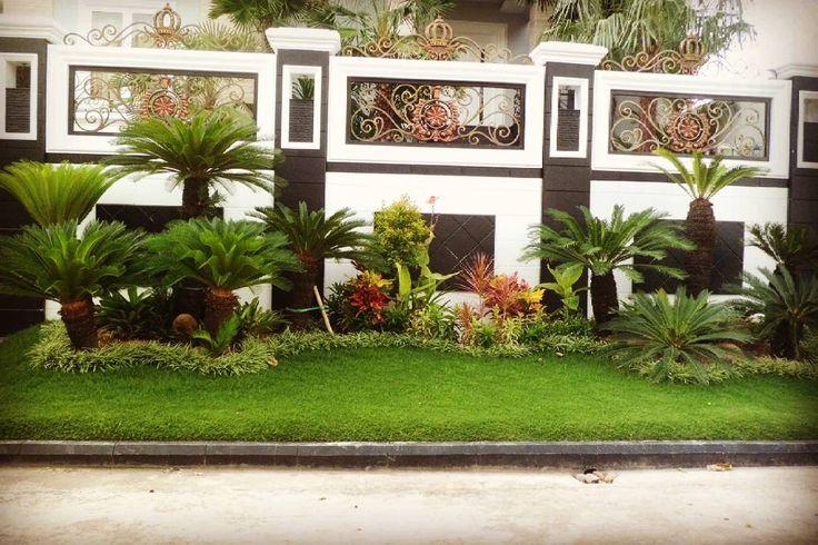 Taman Depan Rumah Minimalis Lahan Sempit 10